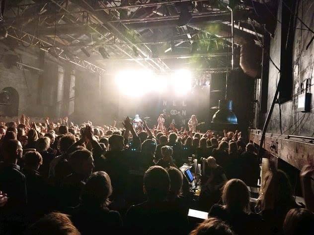 Neslon Can still rocking. Pumpehuset, Copenhagen.