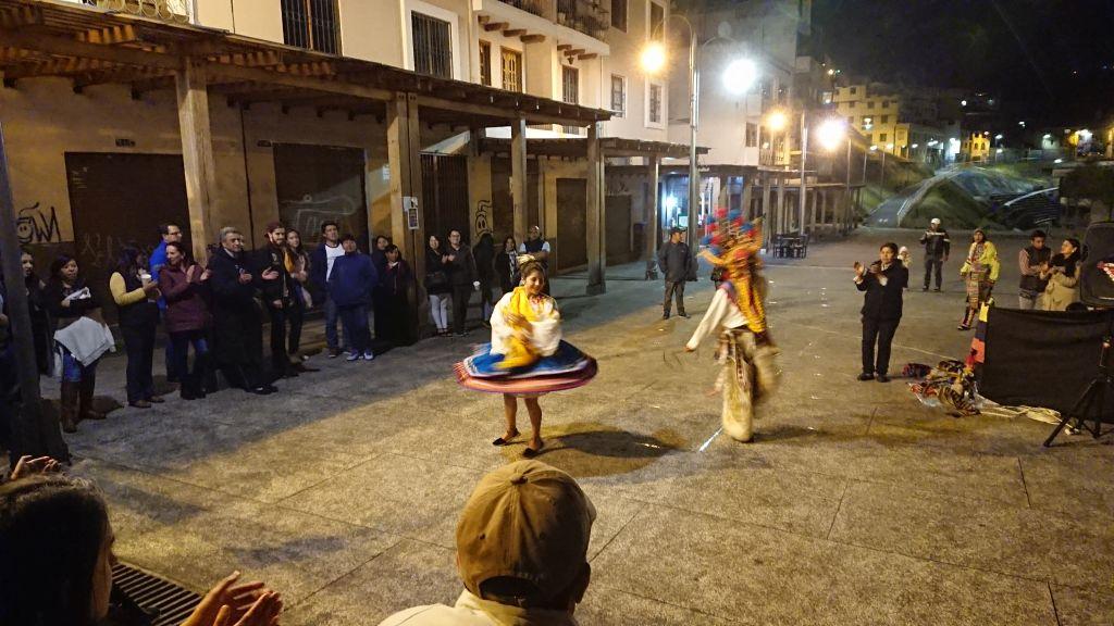 Traditionel dans. La Ronda.