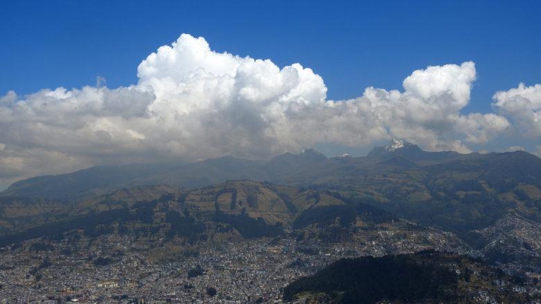 Quito, Ecudor.