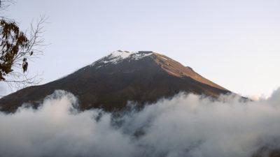 Tungurahua, Ecuador.