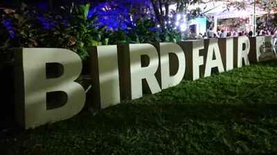 Colombia Birdfair 2019. Cali, Colombia.