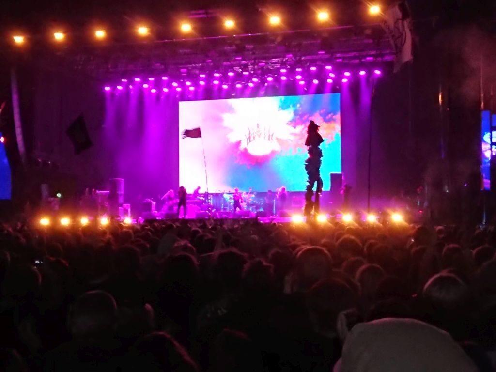 Årets bedste koncert var Robert Plant and The Sensational Spaceshifters. Arena, Roskilde Festival 2019.