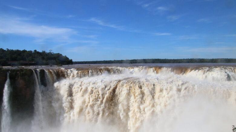 Garganta del Diablo, Iguazu Falls, Parque Nacional Iguazú, Argentina.